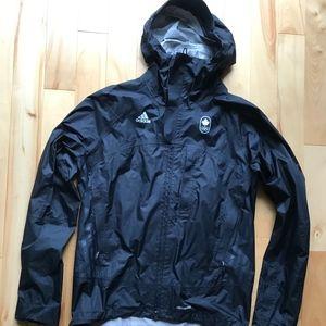 Mens Adidas rain jacket - S